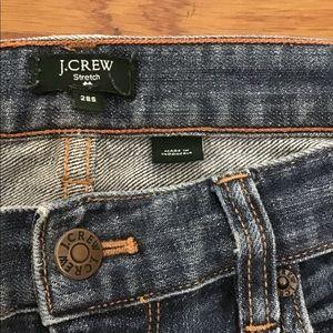 J Crew matchstick skinny size 28 s
